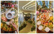 【曼谷】 優雅! 華麗! 浮誇! IG-able 貴婦餐廳 Divana Signature Caf...