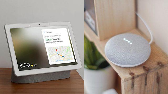 Google 產品介紹:Nest Hub Max、Home Mini 的規格及功能