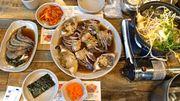 【韓國   首爾】$120有找! 醬油生蝦生蟹 吃到飽 弘益醬蟹 홍익게장