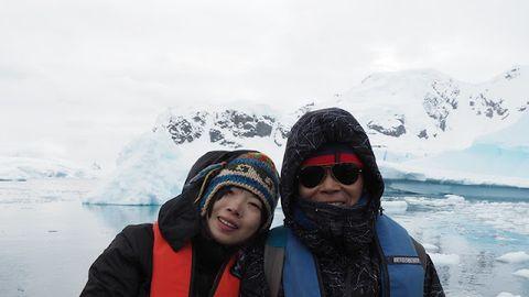 【南美】帶爸爸去南極,37天阿根廷、烏拉圭、南極、智利的冒險旅程