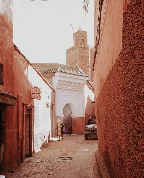 【摩洛哥】馬拉喀什|迷失古城的一千零一夜