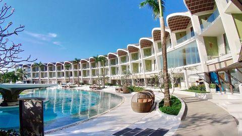 【越南 | 富國島】 $1000有找住獨立別墅 帶私人沙灘 The Shells Resort & Spa