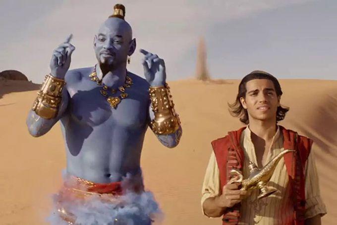 【觀後感】真人版《阿拉丁 / Aladdin》
