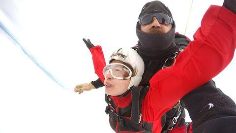 【紐西蘭】你敢從15000英尺跳下來嗎?極限必體驗 皇后鎮的空中跳傘 SKYDIVING