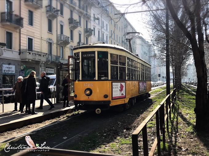 ■ 米蘭電車遊運河LOv Milano [意大利]