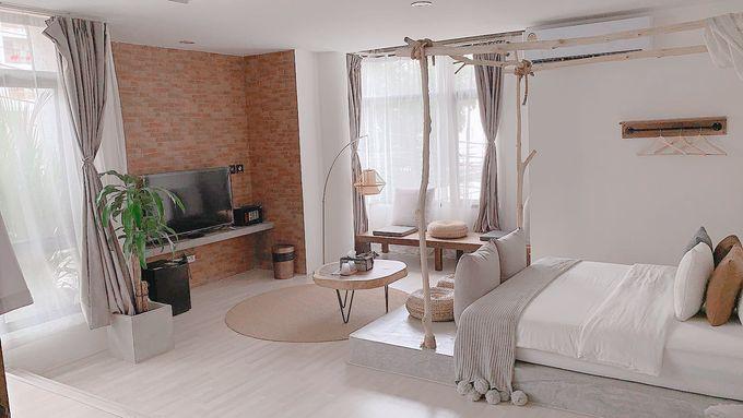 【曼谷】 悠閒風設計師酒店 Yolo Bangkok Hotel