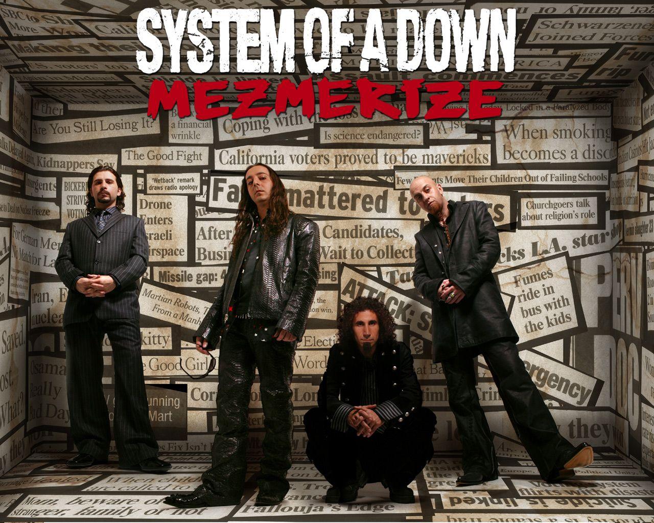 System Of A Down - BYOB