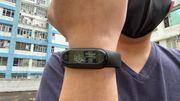 Aiyo0o 運動智能手錶開箱介紹:接收 WHATSAPP、FB、來電訊息、支援監測心率、運動記錄