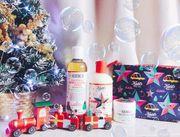 為摯友親朋送上歡樂的聖誕祝福 ﹗❤Kiehl's x Andrew Bannecker 節日...