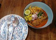 【曼谷】泰北咖哩麵 ครัวเจียงใหม่ Kruajiangmai