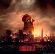 【影評】本末倒置的《哥斯拉》Godzilla
