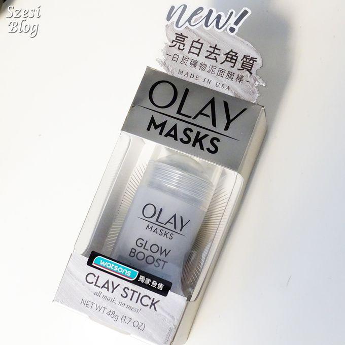【護膚】夏日必備護膚品|三款OLAY 礦物泥面膜棒,Mix & Match使用可以去角質、淨化毛孔、深層清潔皮膚