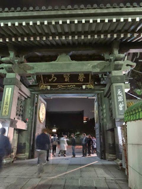 日本福岡の除夜會及初詣