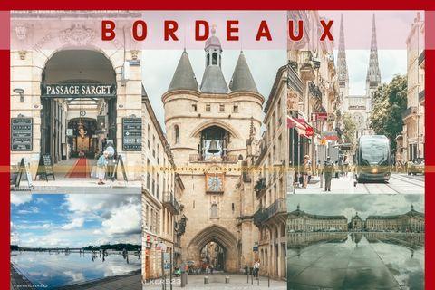 ■ 法國西南部.紅酒市鎮波爾多BORDEAUX