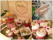 Start Organic!【Melvita x Maison ES】La Rose有機玫瑰下午茶