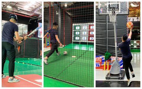 【曼谷】 激安之殿堂 D-Sports Stadium $40 三小時玩到飽