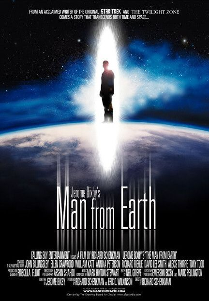 The Man from Earth 《來自地球的男人》- 另類的精神科幻片