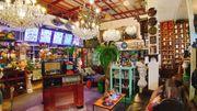 【曼谷】 走進時光隧道 亞洲最大古董倉庫 Papaya Studio