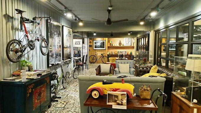 【曼谷】 單車主題型格精品旅館 Nandha Hotel