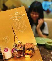 [香港美食] 「泰」美味下午茶 @ Apinara (金鐘)