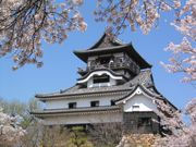 國寶 犬山城 現存天守中最古老 聳立在木曾川的南岸