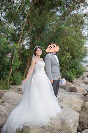 【婚享】Our 2nd PW ❤ 三千有找香港八小時 (包隨行化妝師)