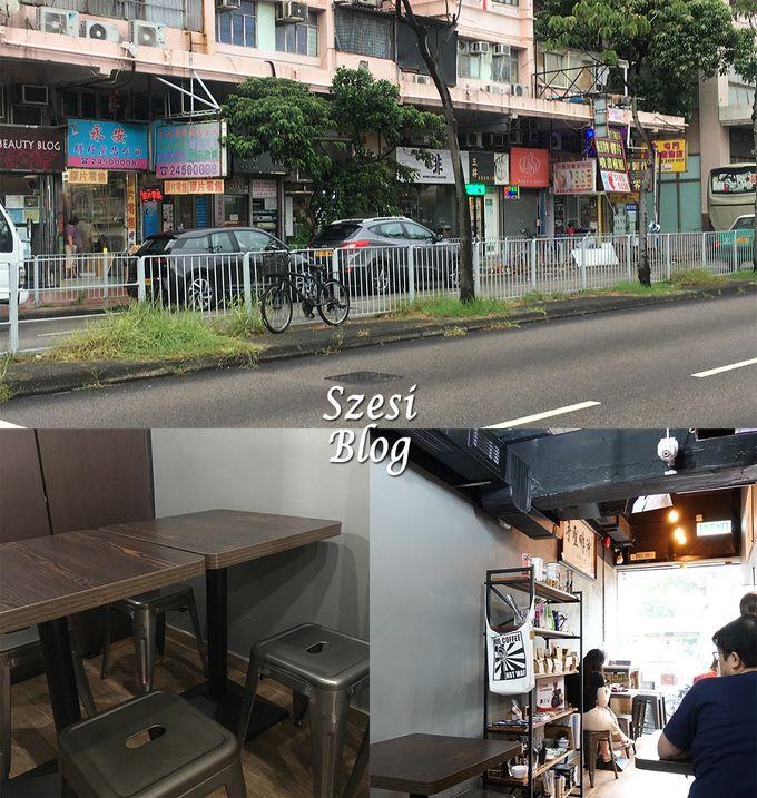 【飲食】屯門新墟 咖啡小店:隱啡