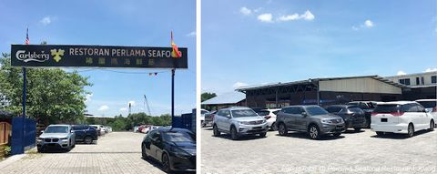 周末增肥團 @ 巴生港咈蘭嗎海鮮飯店 (Perlama Seafood Restaurant, Klang)