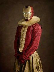 【有趣分享】當「超級英雄」及「星戰」人物回到伊麗莎白時代的造型