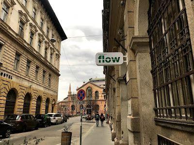 布達佩斯:中央市場旁邊的住宿@Flow Hostel