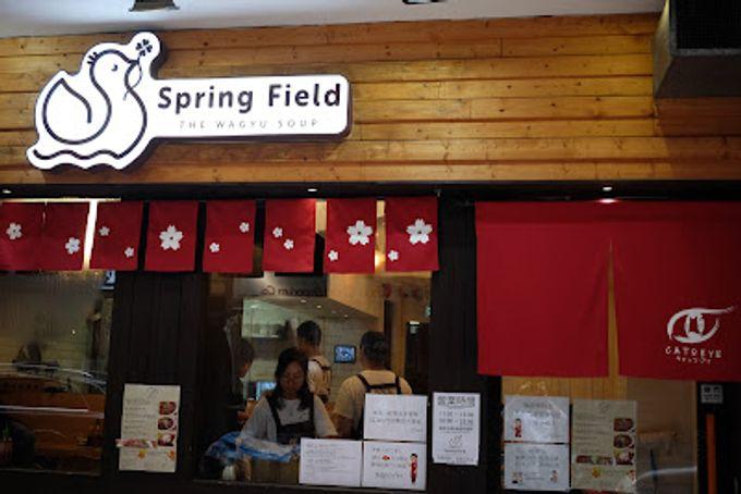 Spring Field和牛濃湯河專門店:春園高質牛河