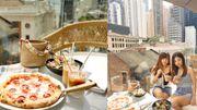 猶如置身歐洲秘境|望住大館嘆下午茶|Babacio Hong Kong