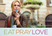 【電影】Eat Pray Love:把執著放開,擁抱的就是新的人生!