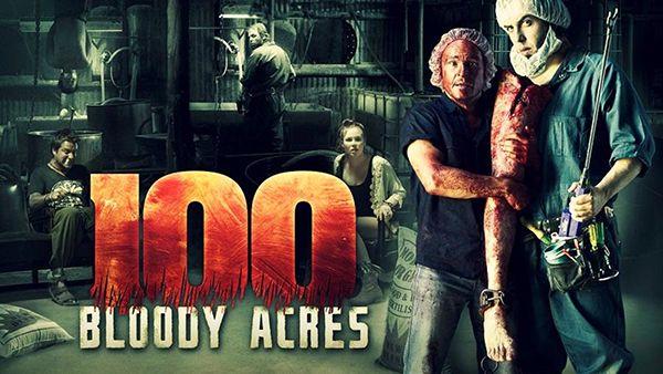 【觀後感】還可以的搞笑B級片《屍骨化肥 / 100 Bloody Acres》