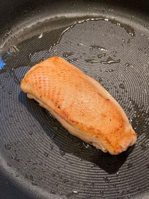 屋企煮飯仔之帶飯系列:鴨胸炒飯