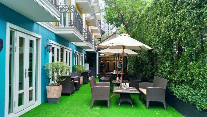 【曼谷】 高性價比 北非風情酒店 Salil Hotel Thonglor 1