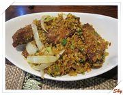 麵包焗咖喱軟殼蟹 @ 新泰東南亞餐廳