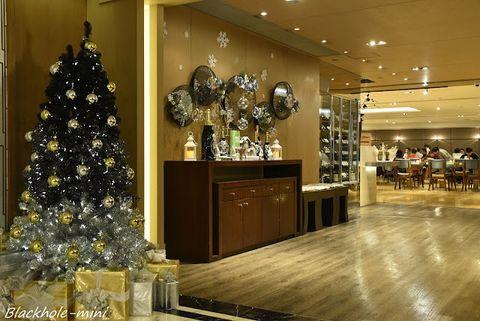 又到聖誕 : 萬麗咖啡室 Cafe Renaissance