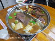 [台北] 藍記麻辣鍋 - 有夠麻的麻辣鍋