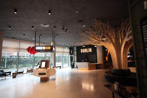 都柏林:綠地旁邊的新酒店@Marlin Hotel Dublin
