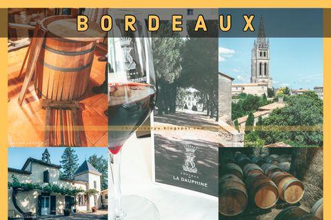 ■ 法國西南部.波爾多BORDEAUX的紅酒一天遊
