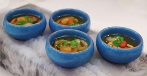 [香港美食] 一嚐秋冬時令系列 @ 大公館 (茘枝角)