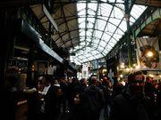 倫敦:幾度蠔情Borough Market