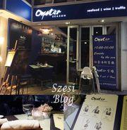 【食物】元朗 Oyster Season:超抵食的海鮮拼盤 新鮮生蠔 翡翠螺 牡丹蝦...