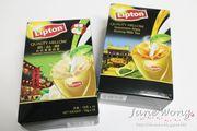 【飲食】Lipton 奶茶 ● 用一杯奶茶的時間,讓自己走進異國 ●