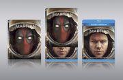 【影碟情報】《死侍2 / Deadpool 2 》特別限量版藍光碟