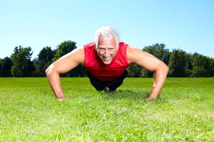 【運動】為什麼你該重量訓練(一)壽命與生活