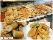【初遊首爾】廣藏市場以外的傳統市場.孔德市場煎餅一條街.絕對是炸物天...