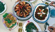【曼谷周邊】 佛統火山蝦 กุ้งอบภูเขาไฟ Kung Ob Phu Khao ...
