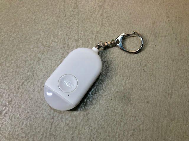 【現今必備!】夜歸少女最緊要安全  二款實用警報器